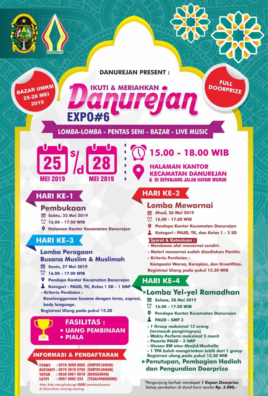 DANUREJAN EXPO 2019