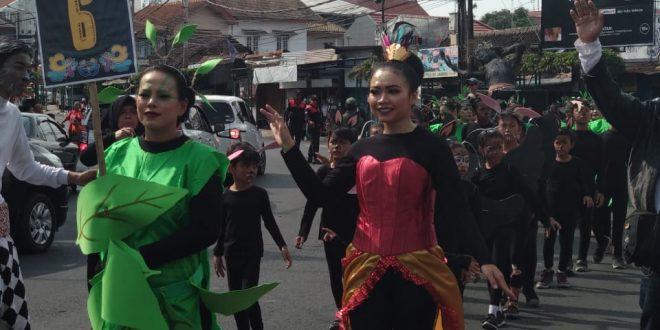 Dua Kampung di Tegalpanggung Juara Pawai Budaya Danurejan