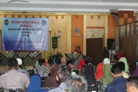 Musyawarah Perencananaan Pembangunan Kelurahan Tegalpanggung Tahun 2020