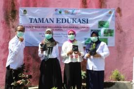 Menjaga Kesehatan di Masa Pandemi RW 01 Kampung Ledok Tukangan Fasilitasi Program Studi Profesi Apoteker (PSPA) Farmasi UGM