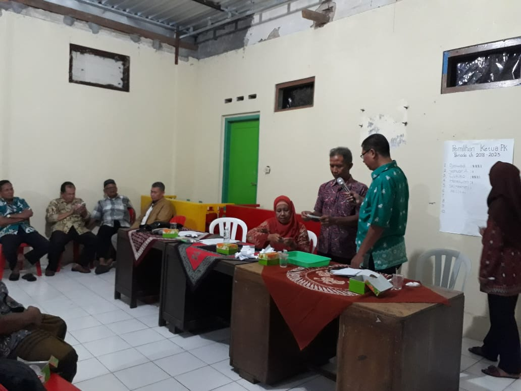 Pemilihan Pengurus Kampung (RK Tukangan)
